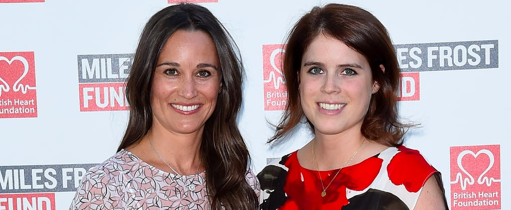 Newly Engaged Pippa Middleton Parties With Princess Eugenie in Pretty Florals