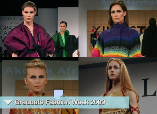 Graduate Fashion Week Top Students