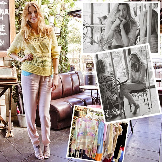 Whitney Port Talks About Her Fashion Line Whitney Eve, fashion week, style icons, global domination + more!