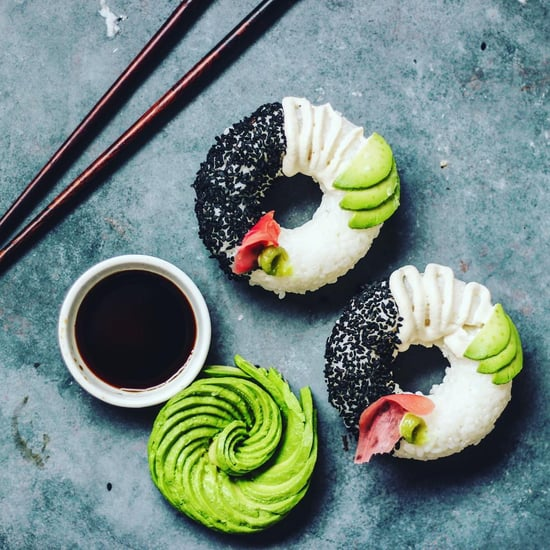 These Sushi Doughnuts Are So Beautiful You'll Want to Cry
