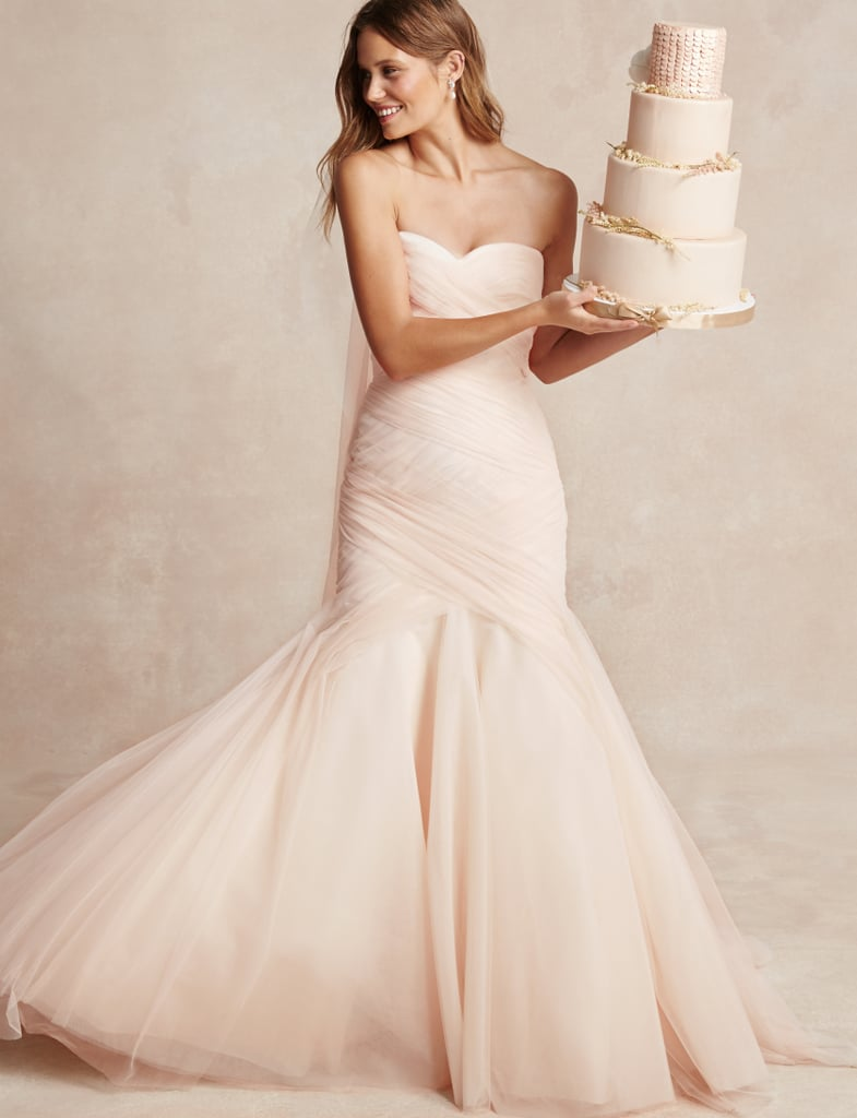 Bliss by Monique Lhuillier Spring 2015