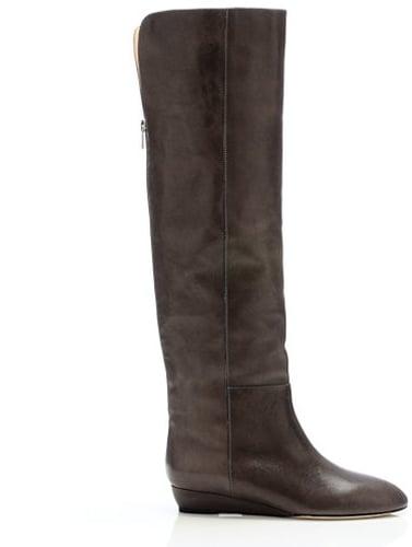 Riley flat zip boot
