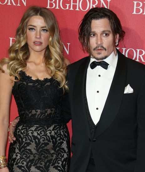 Amber Heard files restraining order against Johnny Depp, shows up to court with bruises on her face claiming he assaulted her