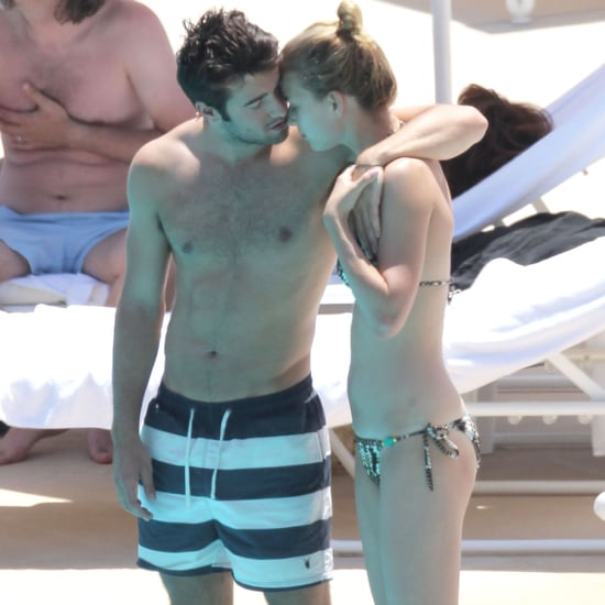 Emily VanCamp Bikini Pictures With Shirtless Joshua Bowman