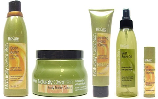 Naturally Clear Skin