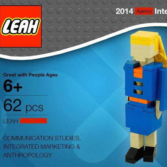 Lego Resume