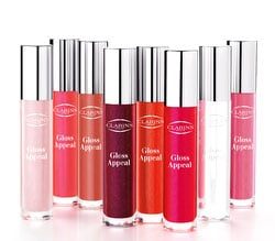 New Product Alert: Clarins Gloss Appeal Lip Gloss