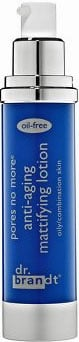 Dr. Brandt Pores No More Anti-Aging Mattifying Lotion Giveaway 2010-03-11 23:30:00