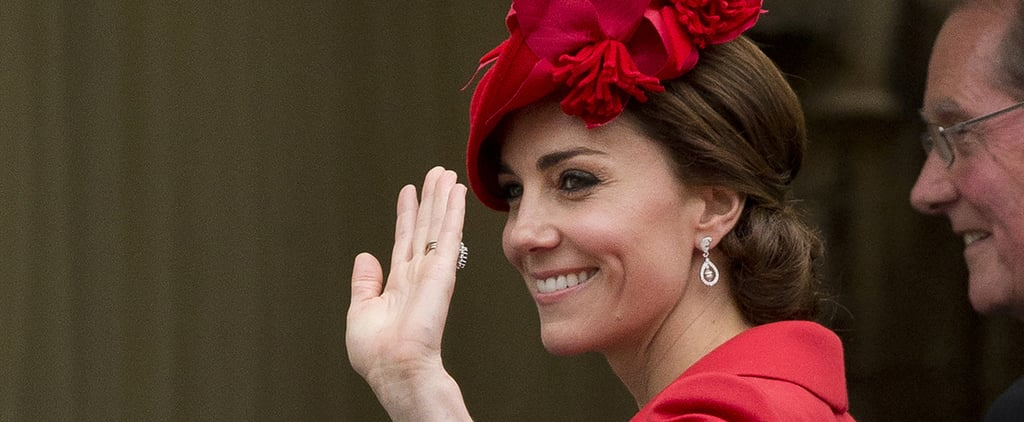 Kate Middleton Can't Stop, Won't Stop Dazzling Us With Gorgeous Appearances