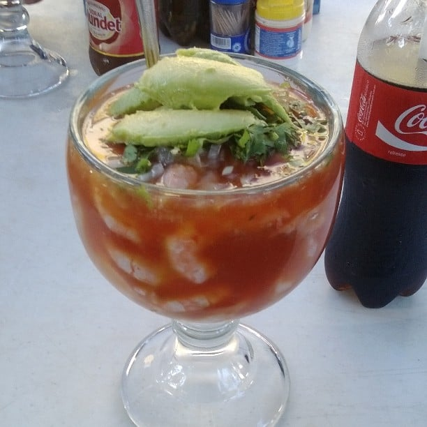Mexico: Seafood Cocktail