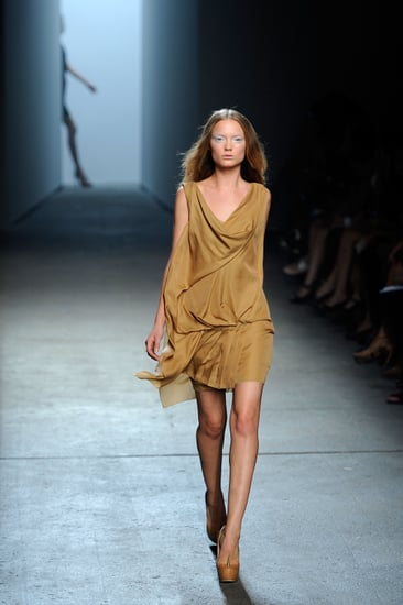 Spring 2011 New York Fashion Week: Cushnie et Ochs