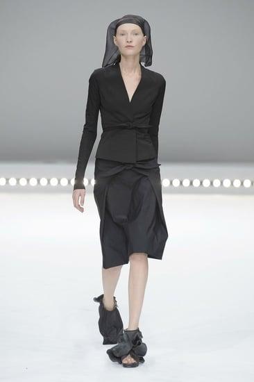 Paris Fashion Week: Rick Owens Spring 2009