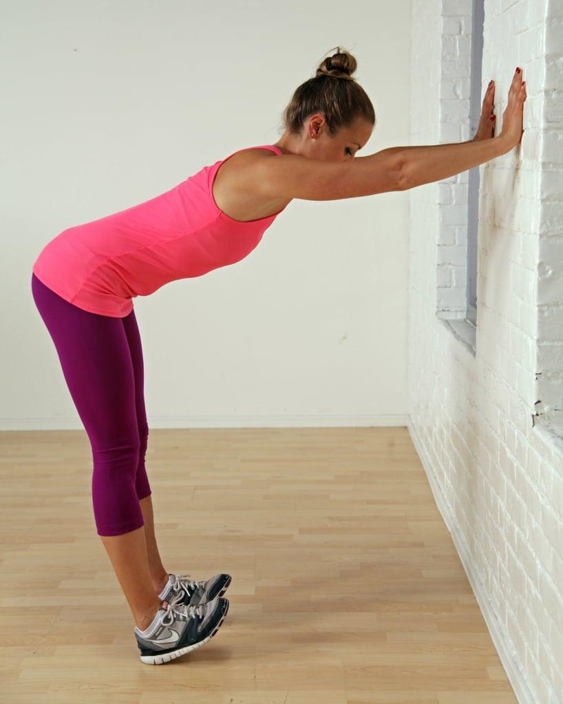 Calf Stretches