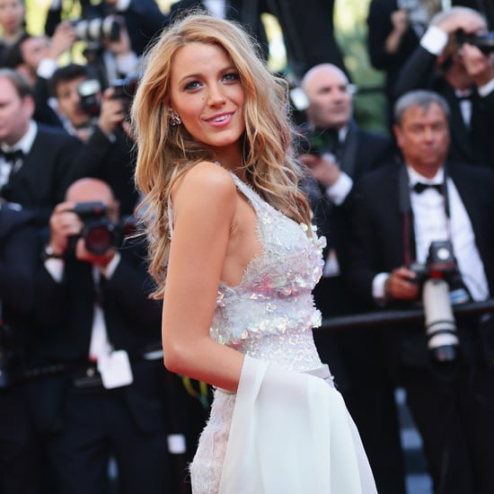 Blake Lively Cannes Dresses Instagram May 2016
