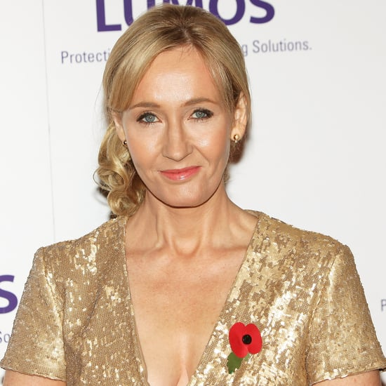 J.K. Rowling Tweets at Fan About Dumbledore Being Gay