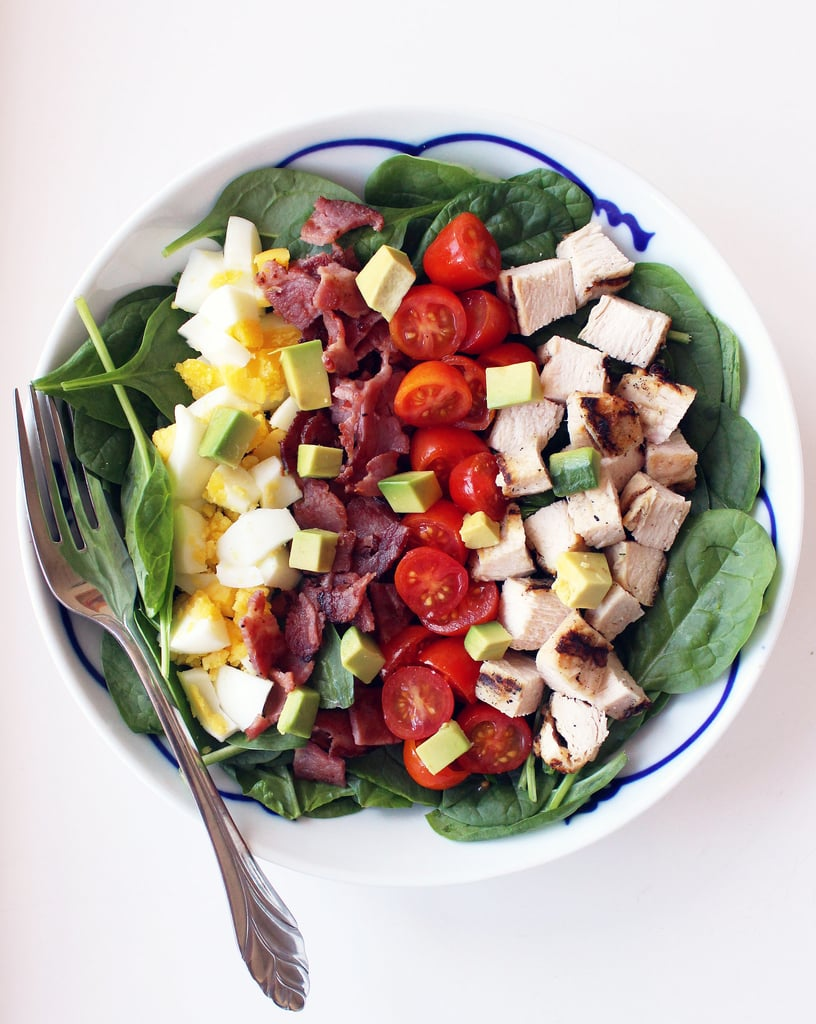 Lightened-Up Cobb Salad
