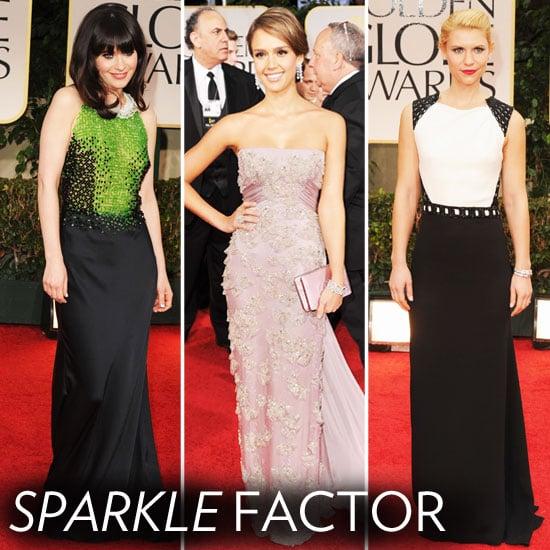 Golden Globes Trendspotting: Sparkly Sequins
