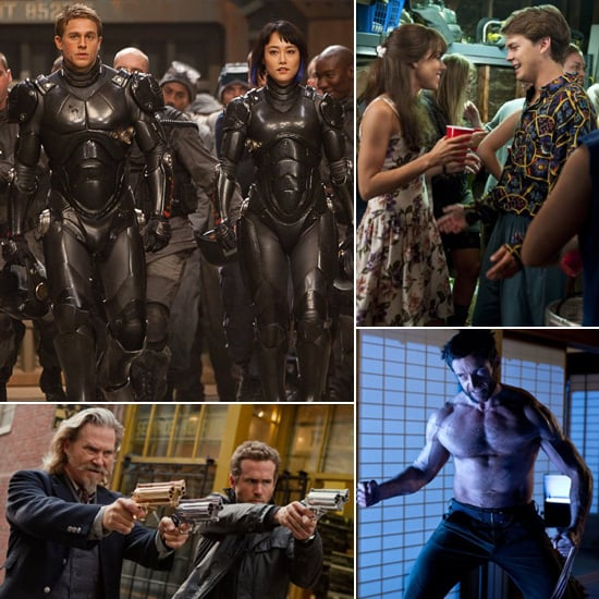 Watch the Trailers For July Movies
