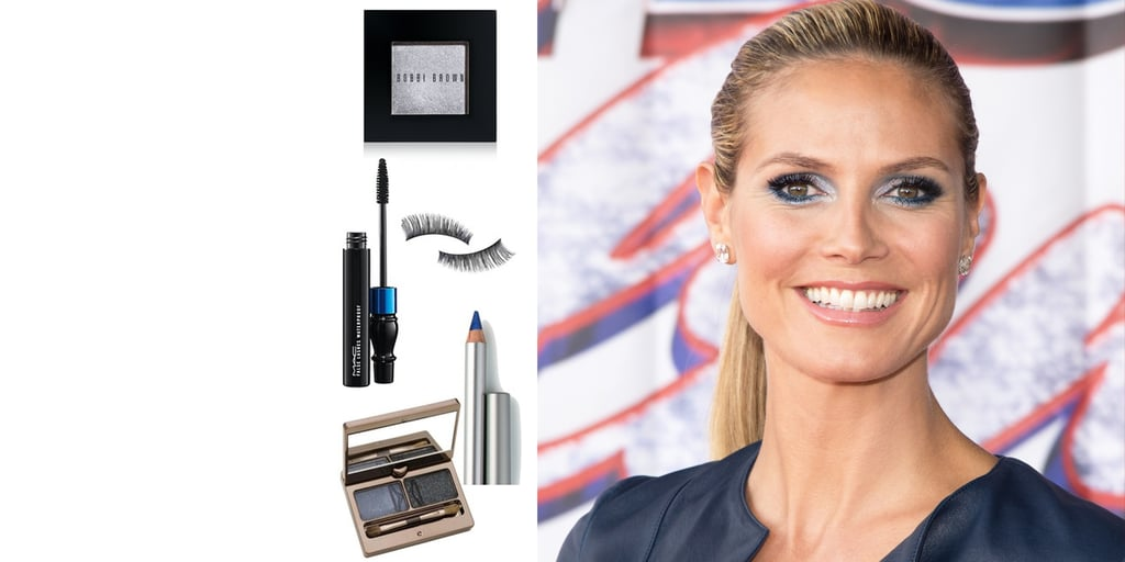 What You'll Need To Create Heidi's Icy Blue Eyes