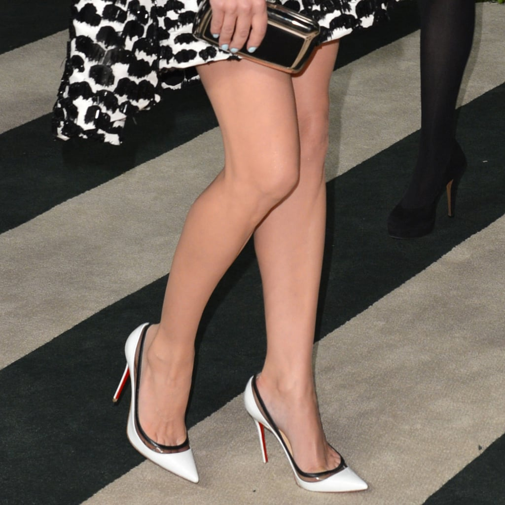 The 65 Hottest Heels From Oscars Weekend