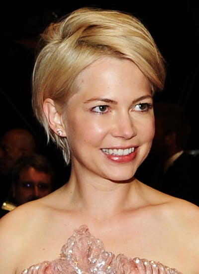 Michelle Williams at the Premiere of Blue Valentine