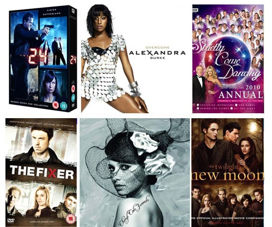 PopSugarUK's Must Haves of Films, DVDs, Books and CDs Released in October 2009