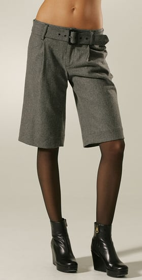 Fab Finding Follow-Up: Winter Shorts For Work