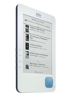 Subscriptions Available on Kobo Ereader