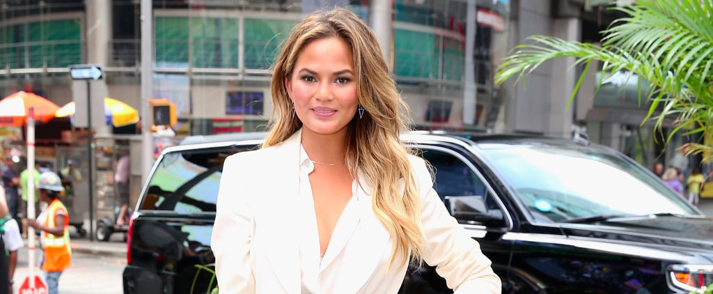 21 Style Lessons Chrissy Teigen Taught Us That We'll Remember Until the End of Time