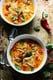 Spicy Pumpkin and Butternut Squash Ramen