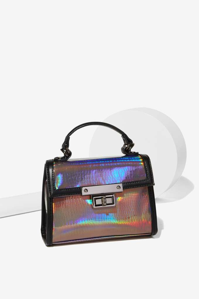 Hologram Purse