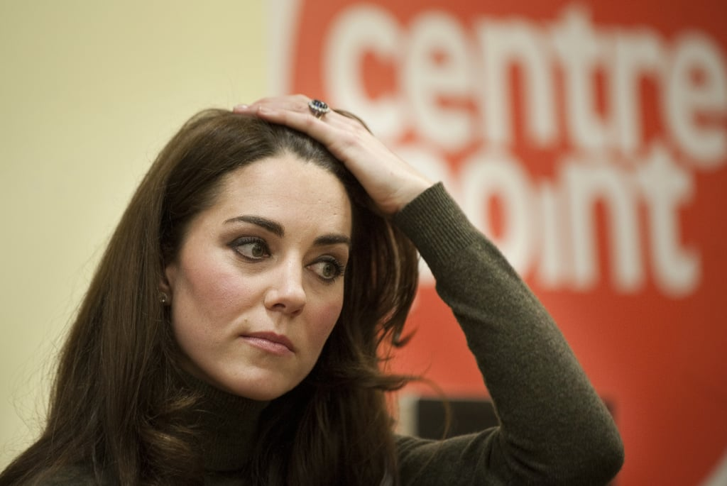 December 2011: Visiting Centrepoint in London