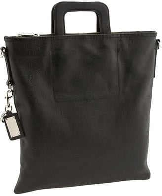Dolce & Gabbana Leather Laptop Bag is $700