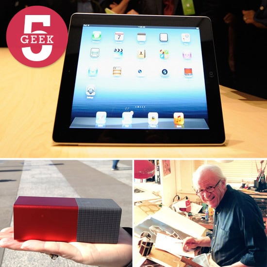 The New iPad and Other News From March 5 to 9