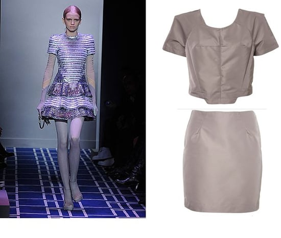 Think Balenciaga Thoughts With Topshop Boutique