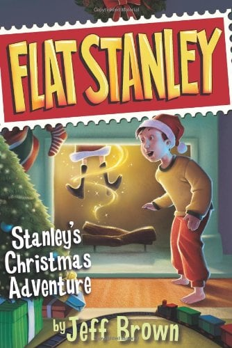 Flat Stanley's at it again with a holiday voyage in Stanley's Christmas Adventure ($5) by Jeff Brown.