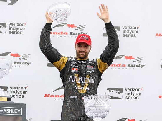 James Hinchcliffe: 5 Things to Know About the Dancing with the Stars Contestant