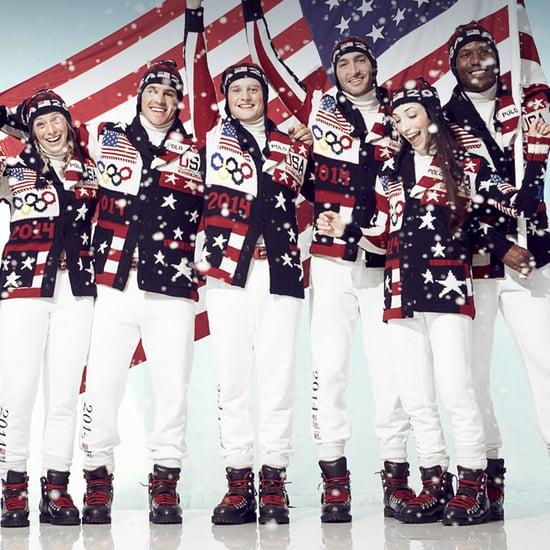 Ralph Lauren 2014 Winter Olympics Uniforms | Pictures