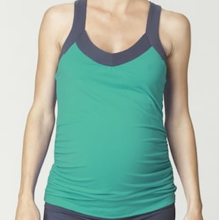 Spring Maternity Workout Clothing
