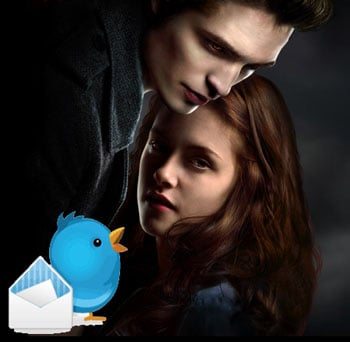 Get Alerted Whenever Anyone Tweets About Twilight or Robert Pattinson With TwitterAlarm
