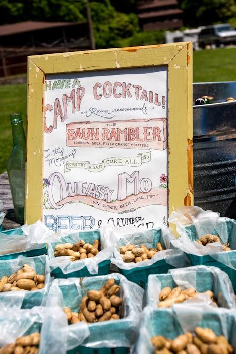 Camp-Themed Snacks