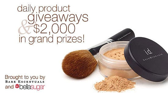 Congratulations Bare Escentuals Prize Winners! Write Product Reviews for More Chances to Win!