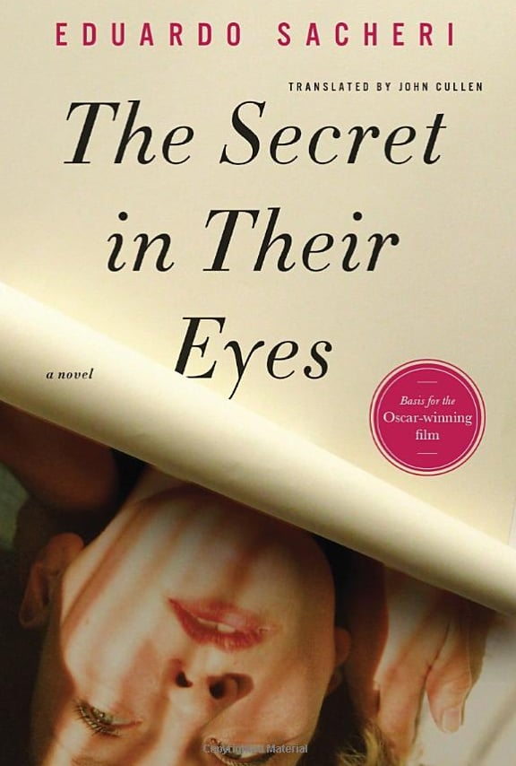 The Secret in Their Eyes by Eduardo Sacheri