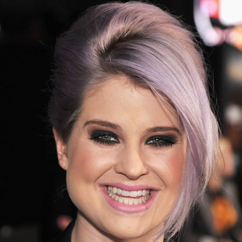 Which Purple Hair Hue Do You Like Best on Kelly Osbourne?