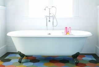How to Get a Claw-Foot Tub for Your Bathroom (11 photos)