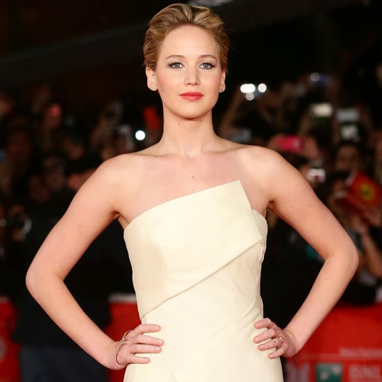 Jennifer Lawrence Dior Dresses | Pictures