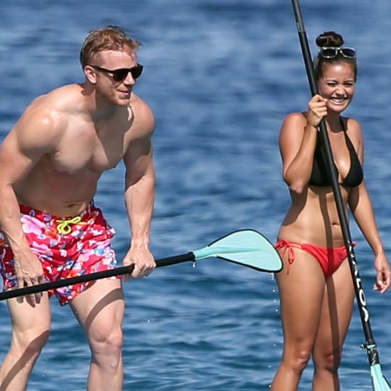 Sean Lowe and Catherine Giudici in Hawaii 2015