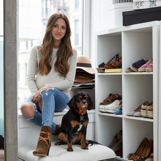 Tour Arielle Charnas of Something Navy's Apartment
