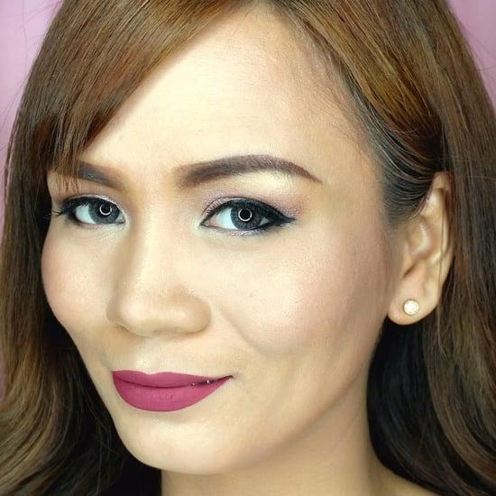 Beauty Tutorial Using Counterfeit Makeup