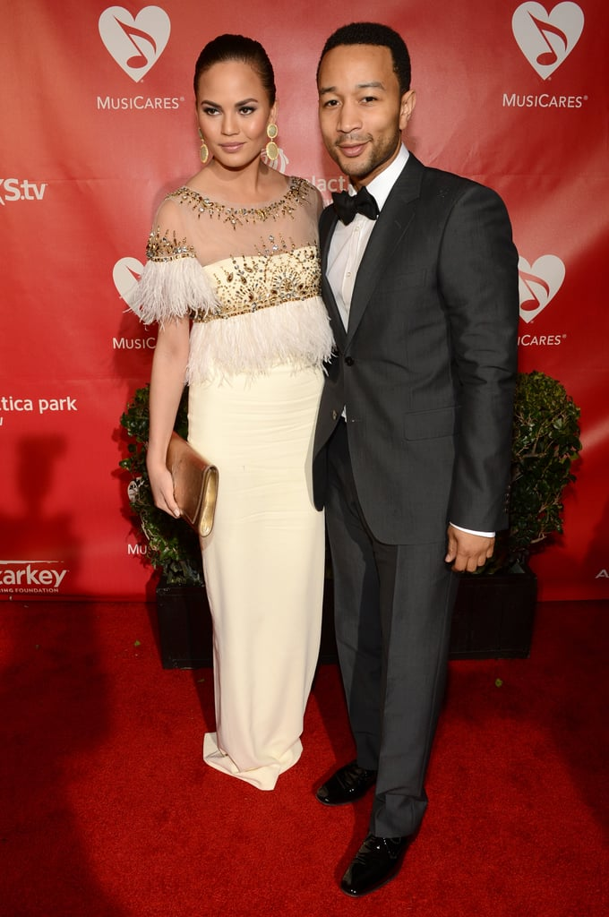 Johnny Depp, Katy Perry, and More Kick Off Grammys Weekend at the MusiCares Gala